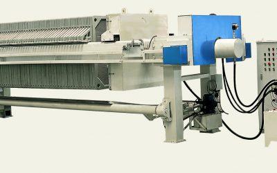 Ultra High Pressure Filter Press